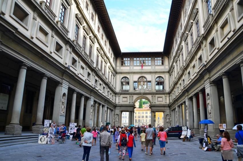 Kurs włoskiego IH Florencja - Włochy