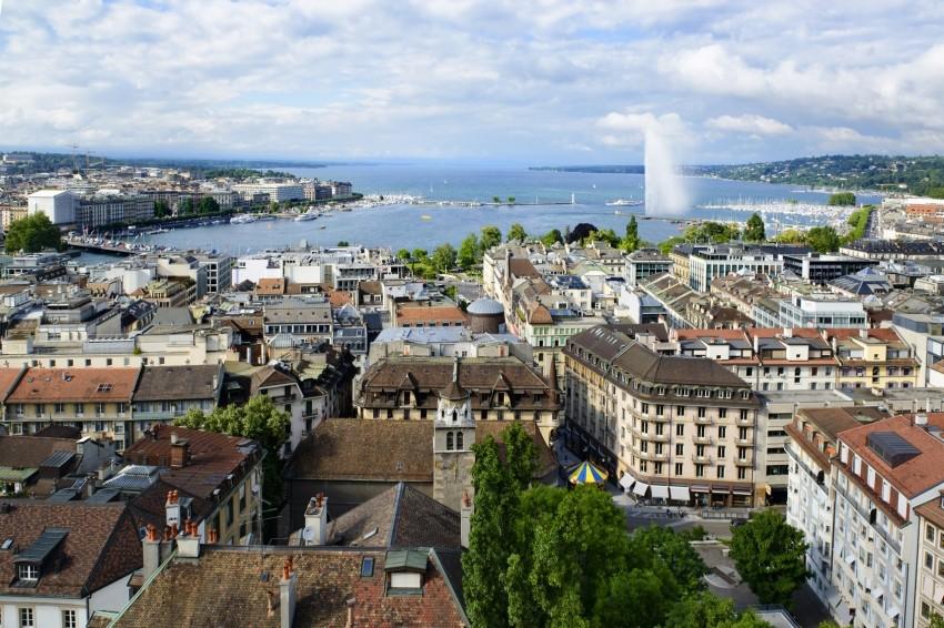 Genewa - Szwajcaria