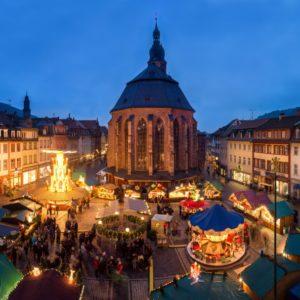 Kurs niemieckiego IH Heidelberg - Niemcy