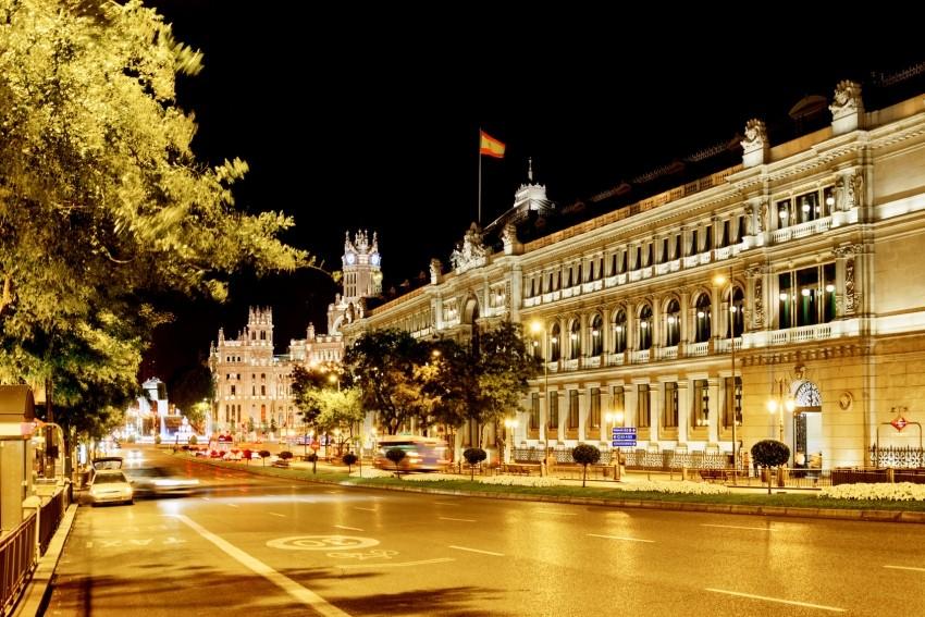 hiszpański w Madrycie