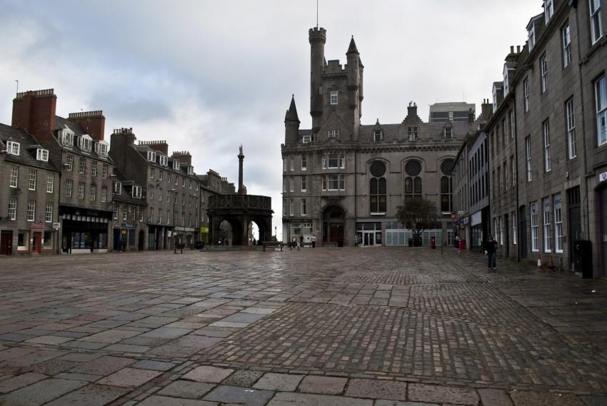 Kurs angielskiego IH Aberdeen - Szkocja