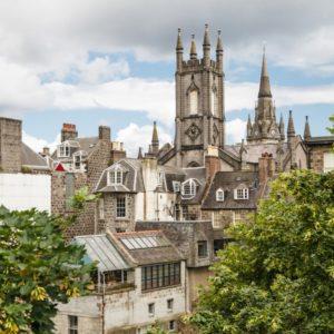 nauka języka angielskiego w Szkocji - Aberdeen