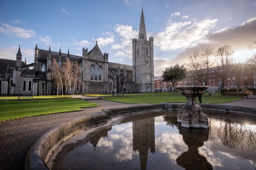 kursy językowe w Irlandii Dublin