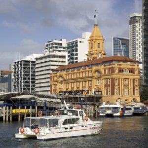 Kurs angielskiego IH Auckland - Nowa Zelandia