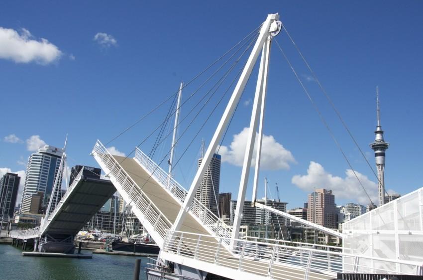 Most w Auckland Nowa Zelandia