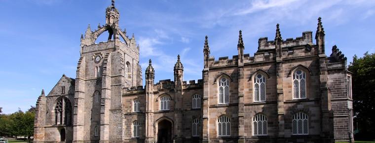 angielski w Szkocji Aberdeen
