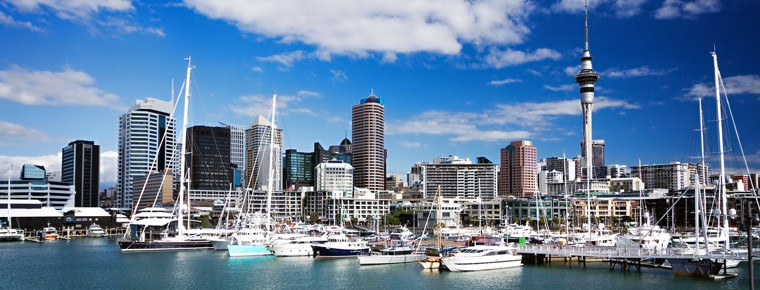 angielski w Nowej Zelandii Auckland