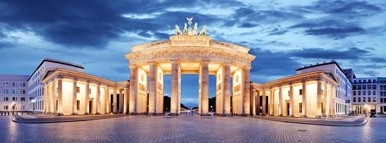 niemiecki w Niemczech Berlin