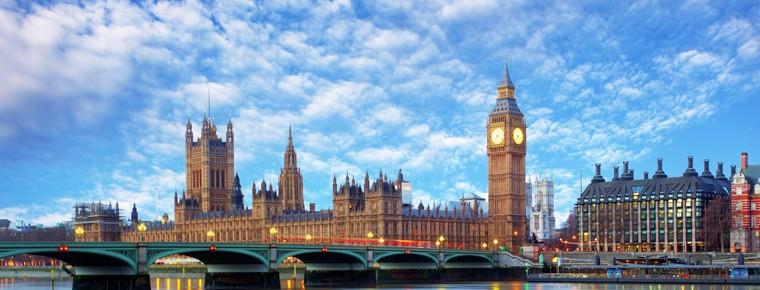 angielski w Anglii Londyn