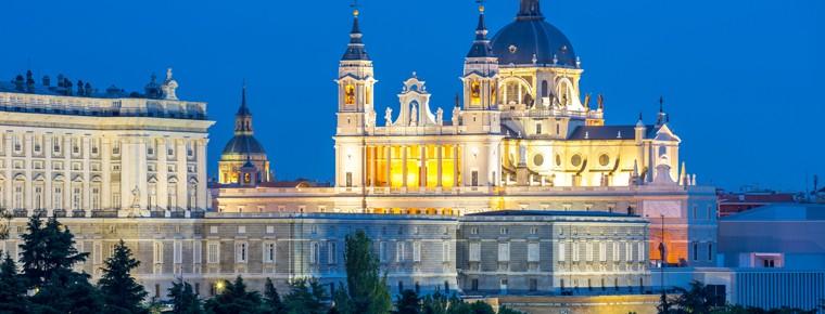 hiszpański w Hiszpanii Madryt