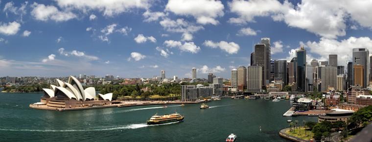 angielski w Australii Sydney