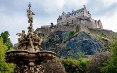 Kursy językowe IH Edynburg – Szkocja