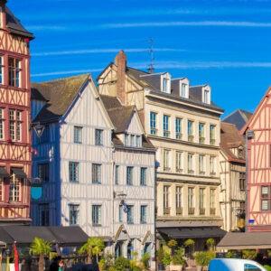 Kursy językowe IH Rouen – Francja